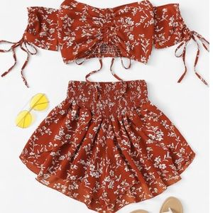 Cute two piece set